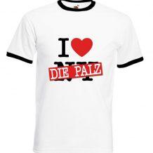 i love die pfalz shirt