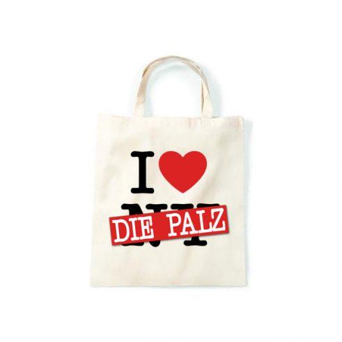 Tasche: I love Pfalz