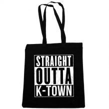 tasche straight outta ktown